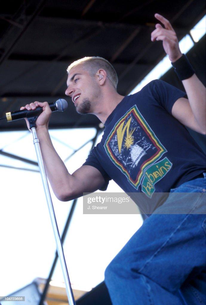 Vans Warped Tour 2001 in San Francisco