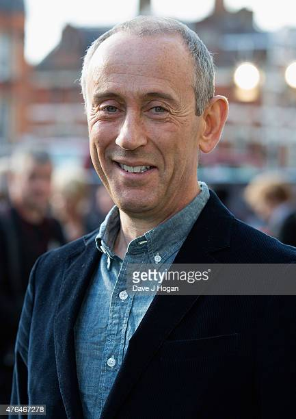 Nick Hytner attends the Live Premiere of 'London Road' at Ritzy Brixton on June 9 2015 in London England