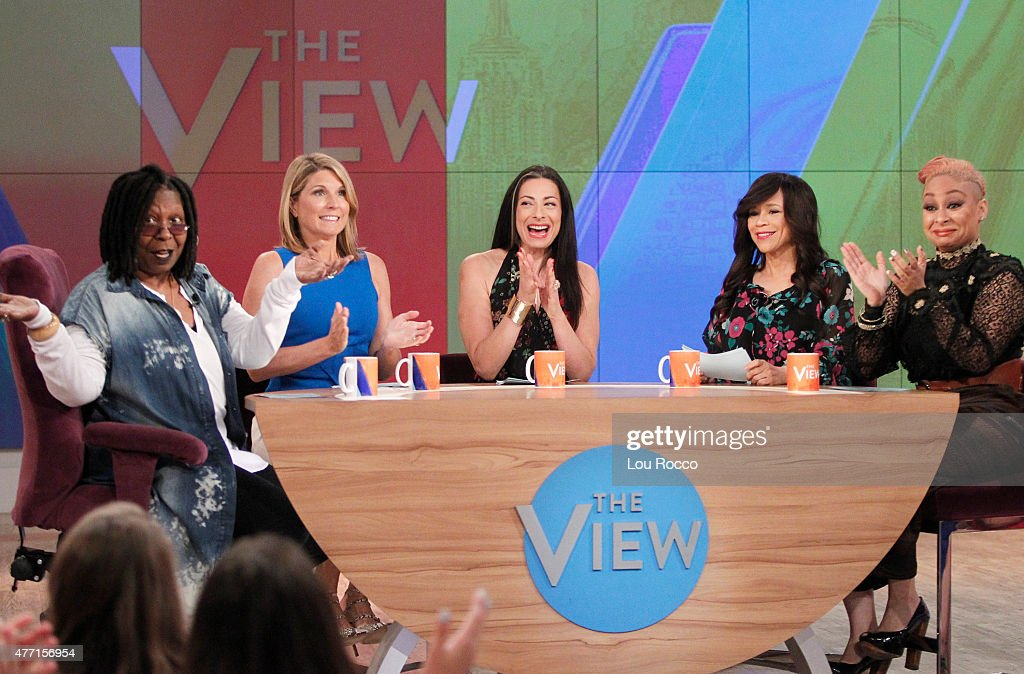 THE VIEW Nick Jonas and Lewis Balck are the guests today Thursday June 11 2015 on ABC's 'The View' 'The View' airs MondayFriday on the ABC Television...