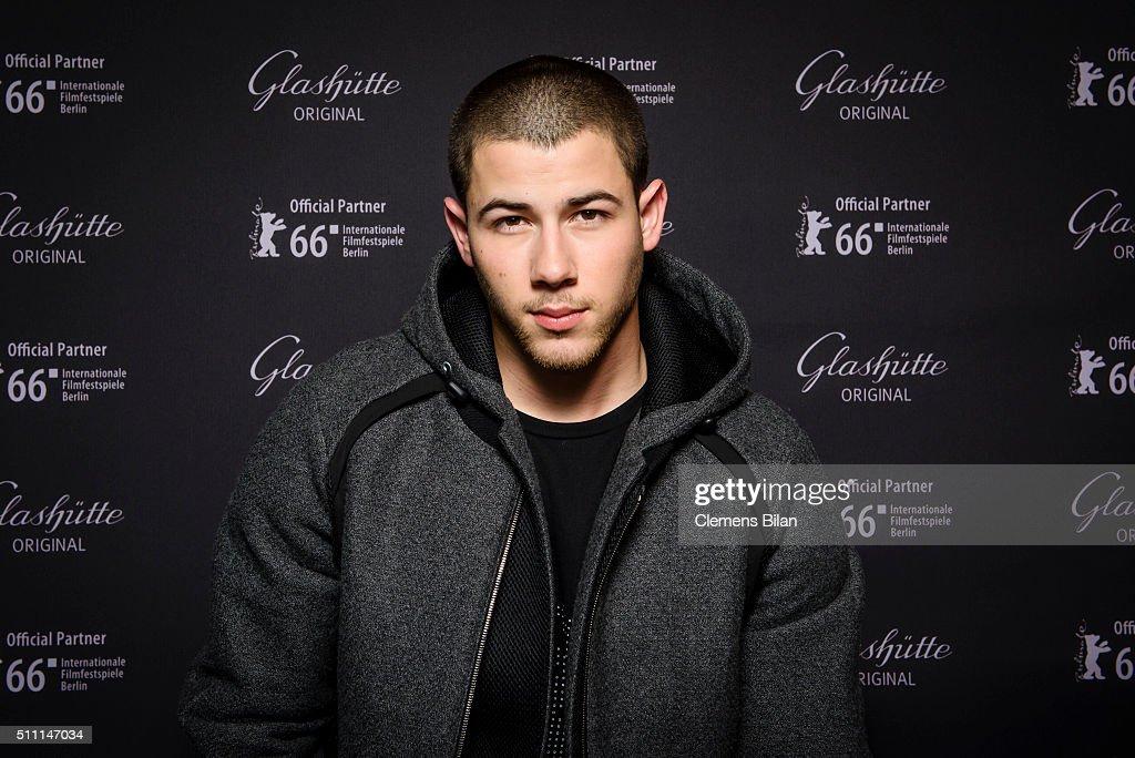 Nick Jonas Interview At The Glashuette Original Lounge