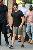 Celebrity Sightings in New York City - August 19, 2017