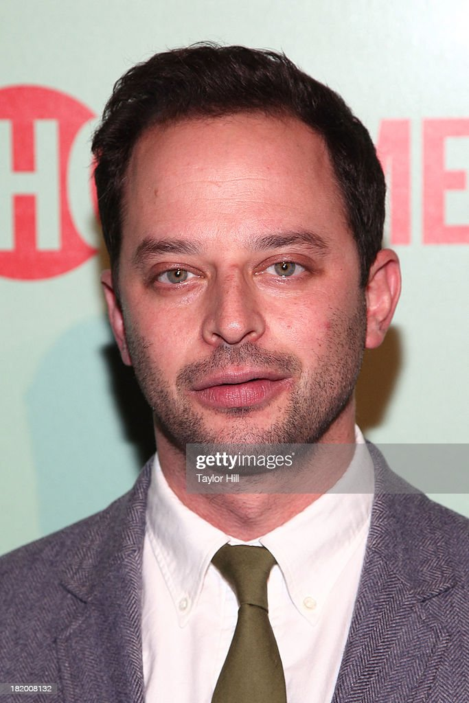 <a gi-track='captionPersonalityLinkClicked' href=/galleries/search?phrase=Nick+Kroll&family=editorial&specificpeople=4432339 ng-click='$event.stopPropagation()'>Nick Kroll</a> attends 'Masters Of Sex' New York Series Premiere at The Morgan Library & Museum on September 26, 2013 in New York City.