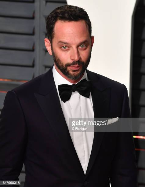 Nick Kroll attends the 2017 Vanity Fair Oscar Party hosted by Graydon Carter at Wallis Annenberg Center for the Performing Arts on February 26 2017...