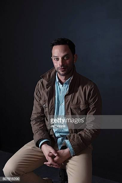 Nick Kroll of 'Joshy' poses for a portrait at the 2016 Sundance Film Festival on January 25 2016 in Park City Utah