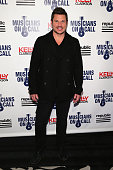 Nick Lachey attends Musicians On Call Celebrates Its 15th Anniversary Honoring Kelly Clarkson and EVP of Republic Records Charlie Walk on November 18...