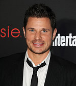 Nick Lachey attends the Entertainment Weekly SAG Awards preparty at Chateau Marmont on January 17 2014 in Los Angeles California