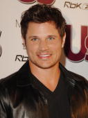Nick Lachey during US Weekly Jessica Simpson Celebrate The Young Hot Hollywood Style Awards at Element Hollywood in Hollywood California United States
