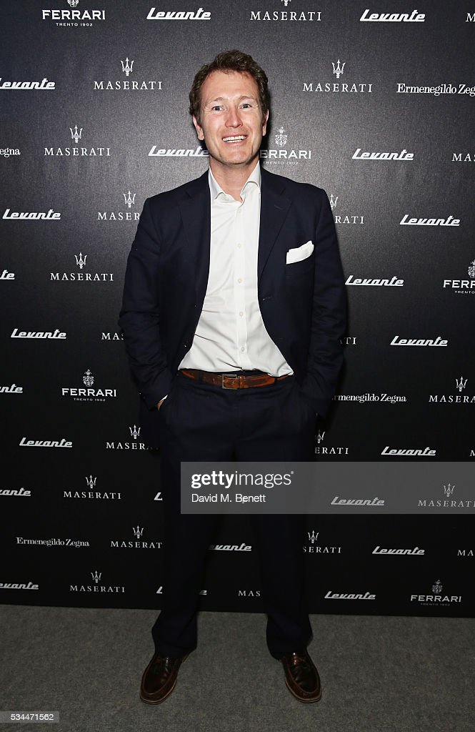 <a gi-track='captionPersonalityLinkClicked' href=/galleries/search?phrase=Nick+Moran&family=editorial&specificpeople=221364 ng-click='$event.stopPropagation()'>Nick Moran</a> attends the UK VIP reveal of the Maserati Levante SUV at The Royal Horticultural Halls on May 26, 2016 in London, England.