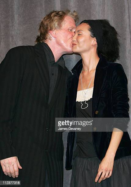 Nick Nolte and Maggie Cheung during 2004 Toronto International Film Festival 'Clean' Premiere at Roy Thompson Hall in Toronto Ontario Canada