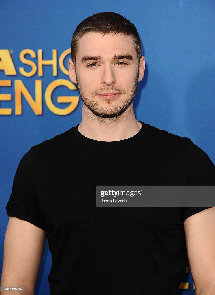 Nick Noonan of Karmin attends the MDA Labor Day Telethon at CBS Studios on August 7, 2012 in Los Angeles, California.