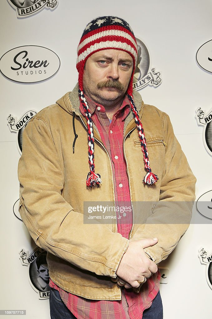 <a gi-track='captionPersonalityLinkClicked' href=/galleries/search?phrase=Nick+Offerman&family=editorial&specificpeople=3142027 ng-click='$event.stopPropagation()'>Nick Offerman</a> attends 'Toy's House' Official Cast After-Party Sponsored By Siren on January 19, 2013 in Park City, Utah.