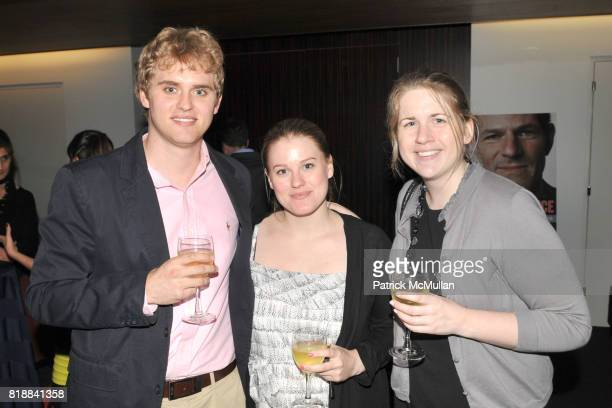 Nick Owen Laura Clark and Maureen Cole attend TIME INC Live and Unfiltered Presents ROUGH JUSTICE Hosted by FORTUNE at Time and Life Building...
