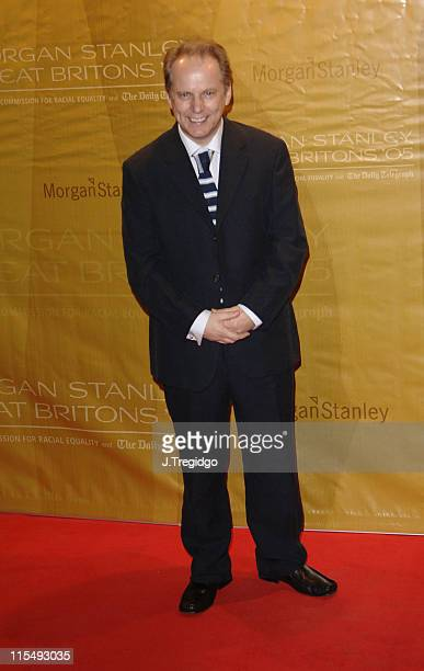 Nick Park during Morgan Stanley Great Britons 2005 at Guildhall in London Great Britain