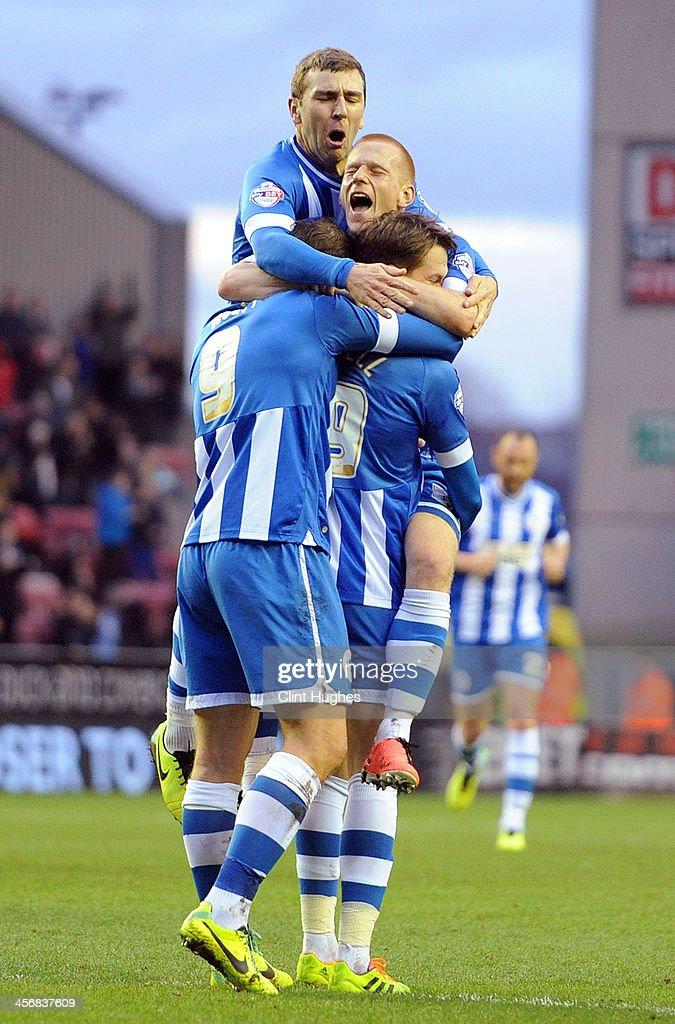 Wigan Athletic v Bolton Wanderers - Sky Bet Championship