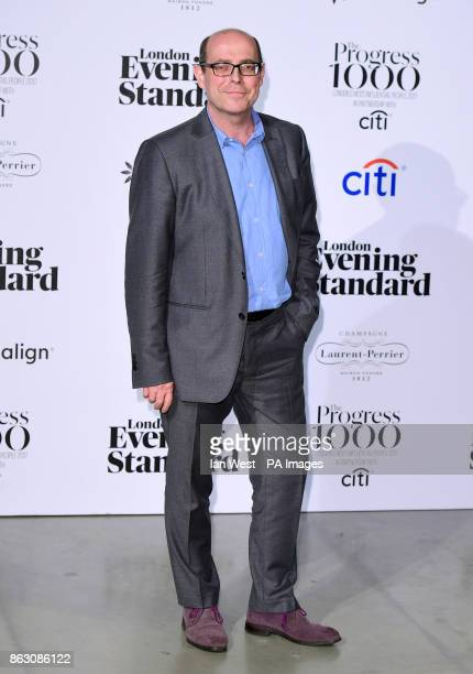Nick Robinson at the London Evening Standard's annual Progress 1000 in partnership with Citi and sponsored by Invisalign UK held in London