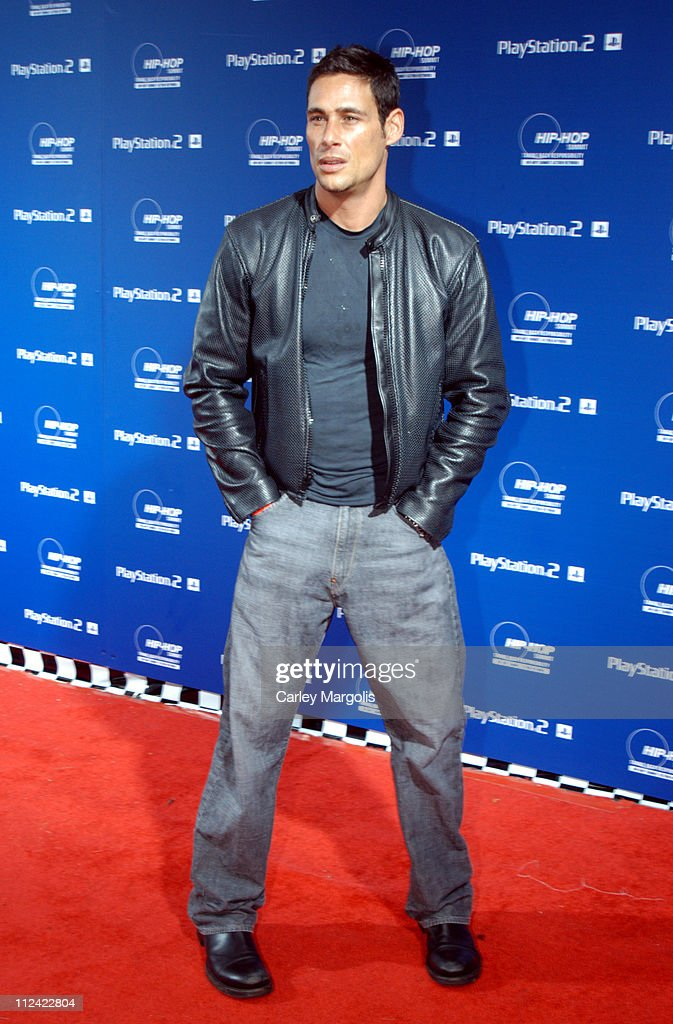 Nick Scotti during Sony Playstation 2 Teams with Russel Simmons and the Hip-Hop Summit Action Network to 'Race to the Polls' - Arrivals at Hammerstein Ballroom in New York City, New York, United States.