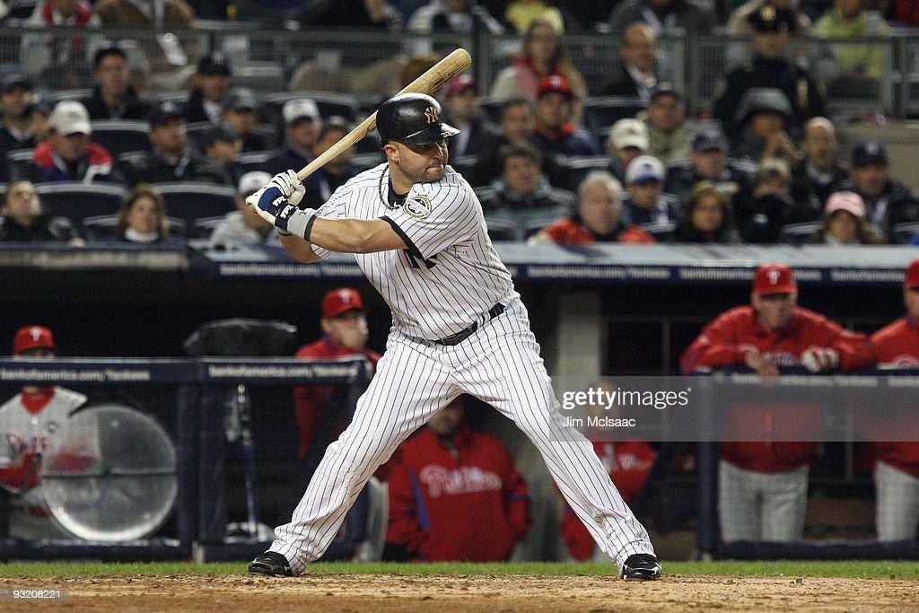 Philadelphia Phillies v New York Yankees, Game 1