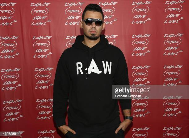 Nick van de Wall aka Afrojack poses during DANCE SAVE LIVES at Stereosonic Sydney on December 1 2013 in Sydney Australia Photo by Graham...