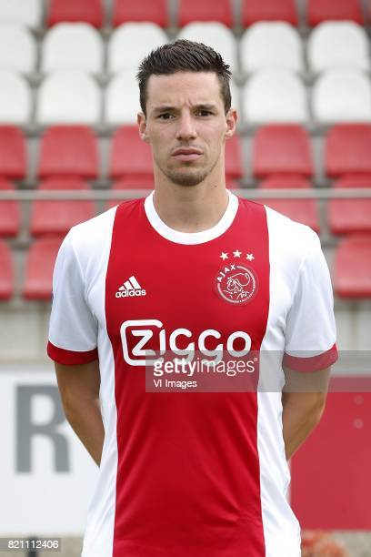 Nick Viergever during the team presentation of Ajax on July 22 2017 at the at the Toekomst in Amsterdam The Netherlands
