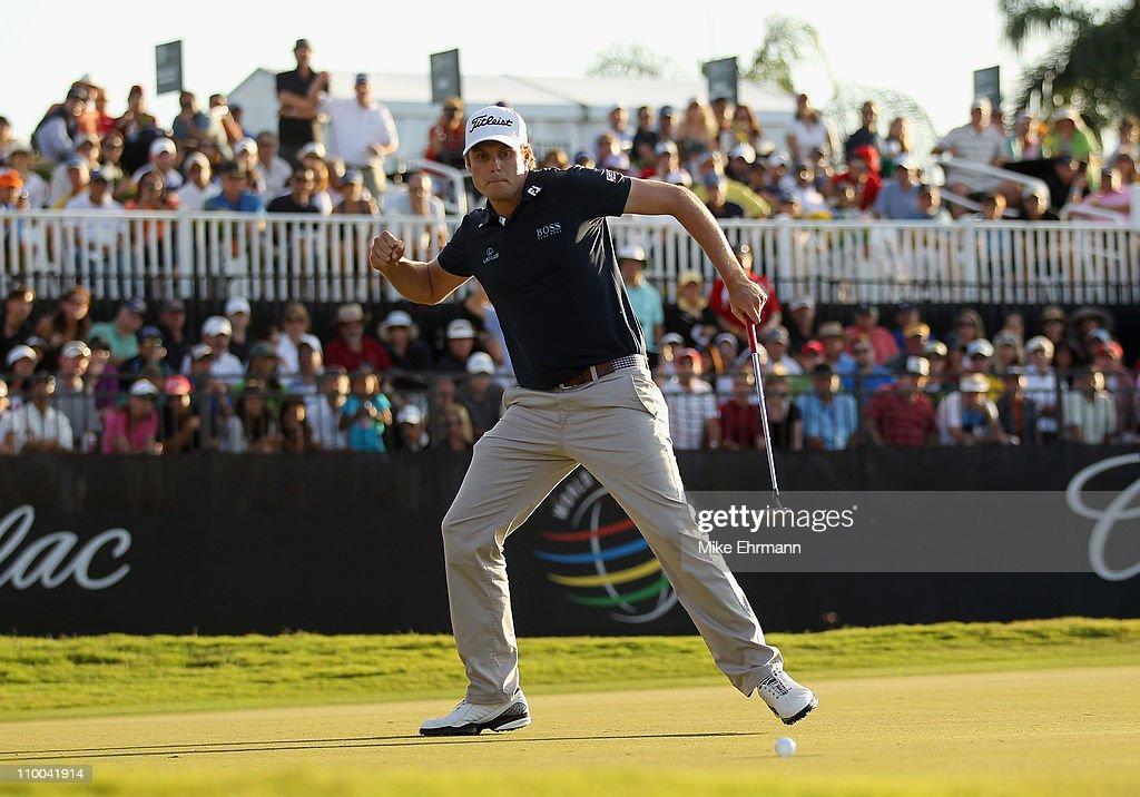 World Golf Championships-Cadillac Championship - Final Round