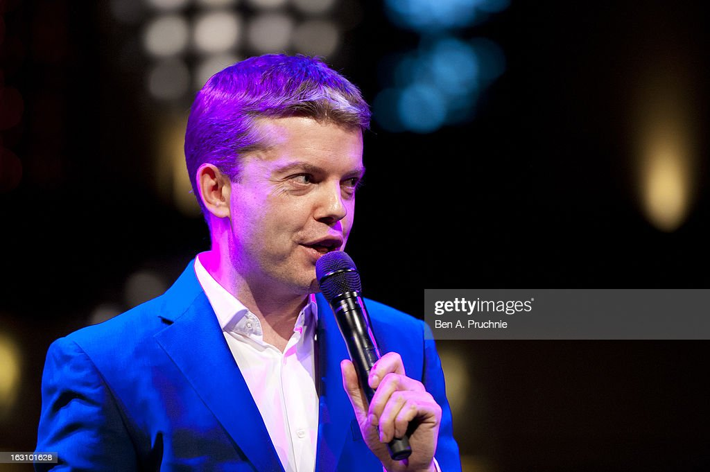 Nick Wealthall attends the launch of The PokerStars LIVE Lounge at The Hippodrome Casino London on March 4, 2013 in London, England