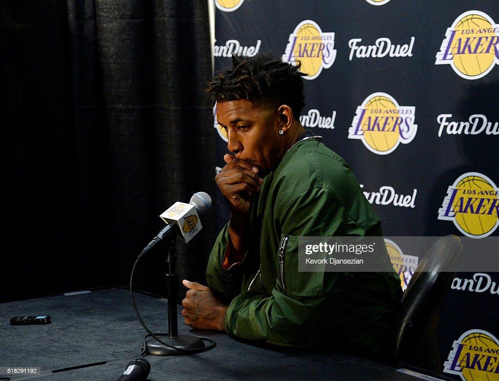 Miami Heat v Los Angeles Lakers