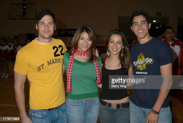 Nick Zano Alisa Reyes Vanessa Lengies and Tyler Hoechlin