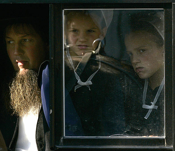 Funerals Held For Amish Girls Murdered In Pennsylvania