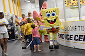 Nickelodeon's '100 Things To Do Before High School' And The Nashville Predators Defenseman Seth Jones Get Kids Up And Active At Network's Road To...