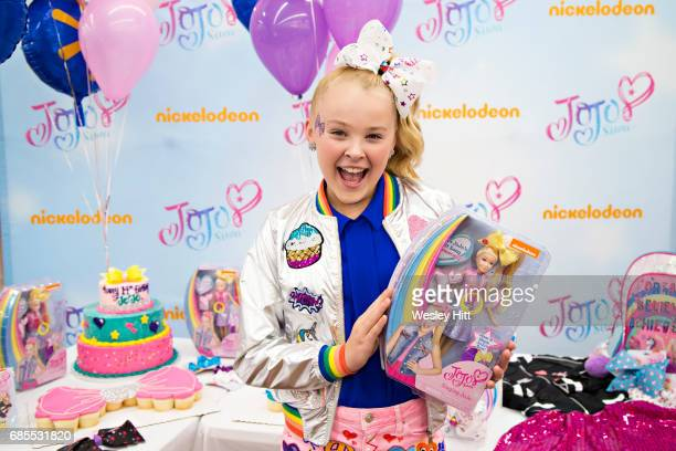 Nickelodeon's JoJo Siwa Celebrates Her Birthday at Walmart and unveils her New Line of Consumer Products on May19 2017 in Rogers Arkansas