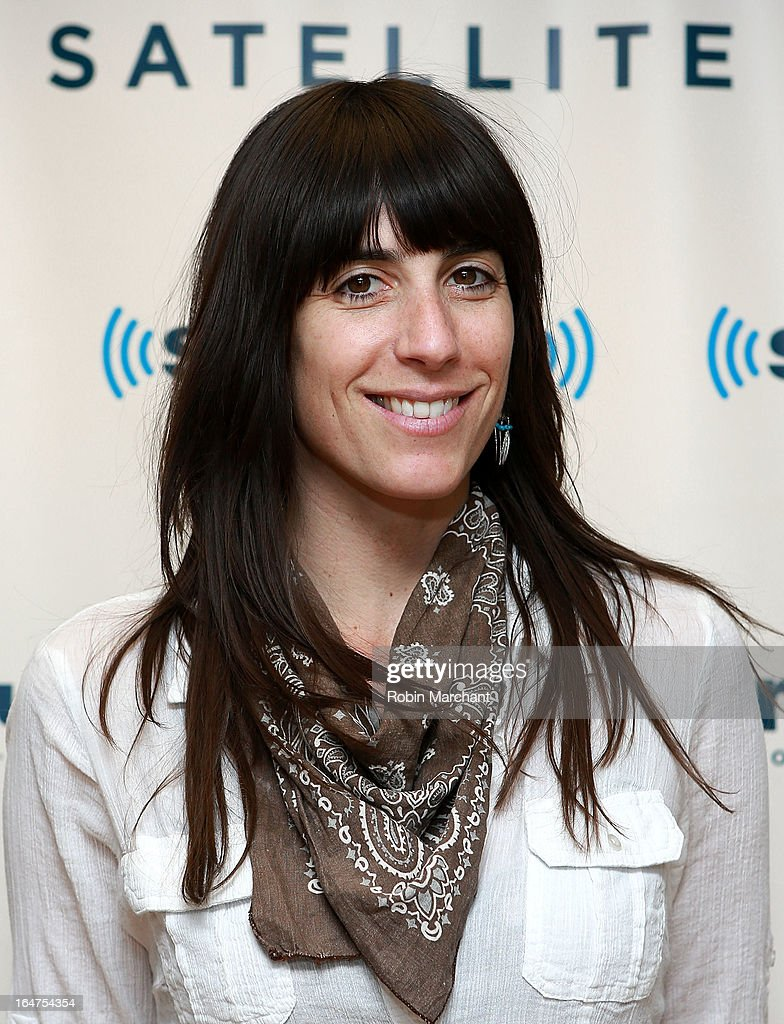 Nicki Bluhm of Nicki Bluhm & the Gramblers visits at SiriusXM Studios on March 27, 2013 in New York City.