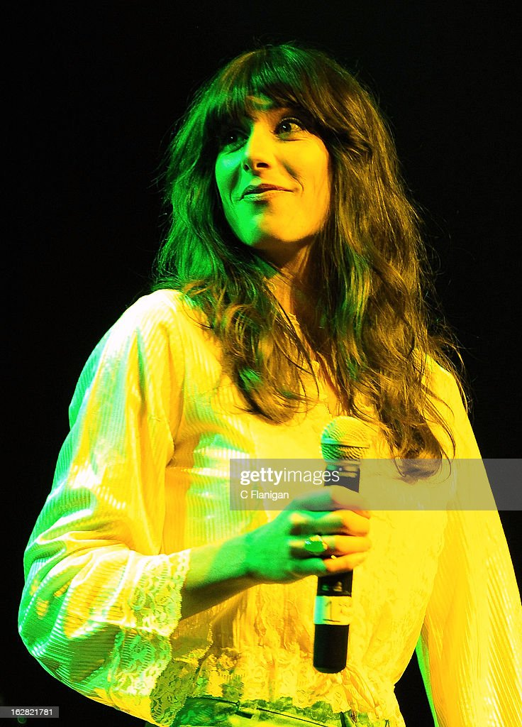 Nicki Bluhm performs during the San Francisco PETTY FEST at The Fillmore on February 27, 2013 in San Francisco, California.