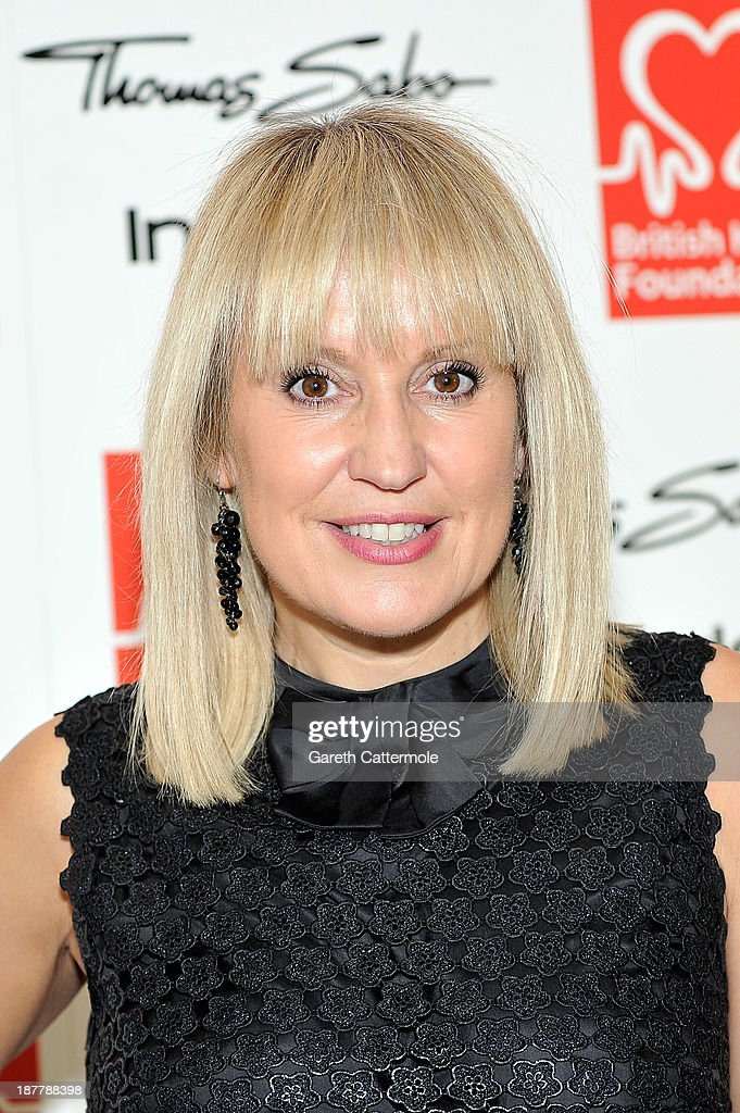 <a gi-track='captionPersonalityLinkClicked' href=/galleries/search?phrase=Nicki+Chapman&family=editorial&specificpeople=655054 ng-click='$event.stopPropagation()'>Nicki Chapman</a> attends the Tunnel of Love fundraiser in aid of the British Heart Foundation at One Mayfair on November 12, 2013 in London, England.