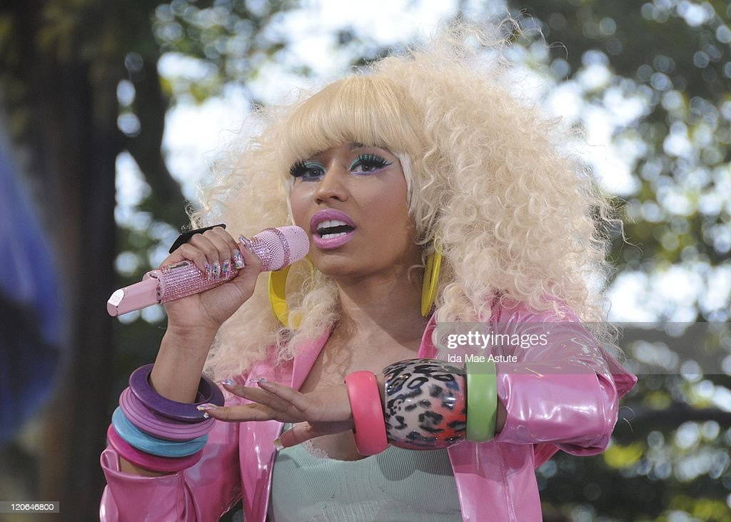 "#3 - Nicki Minaj has a number 3 hit with ""Super Bass"" in August of 2011."