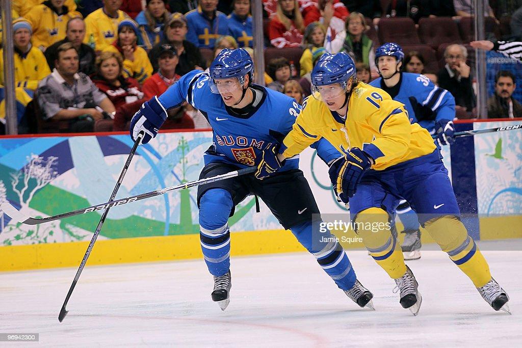 Ice Hockey - Day 10