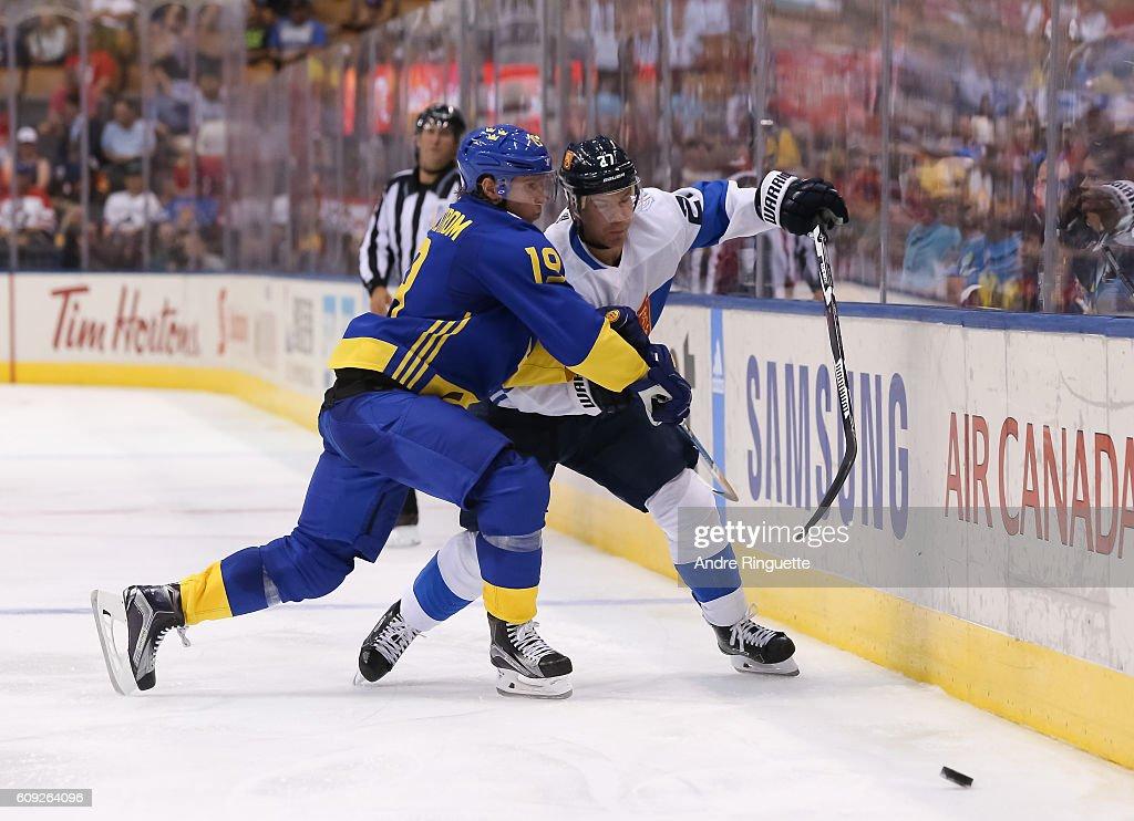 World Cup Of Hockey 2016 - Finland v Sweden