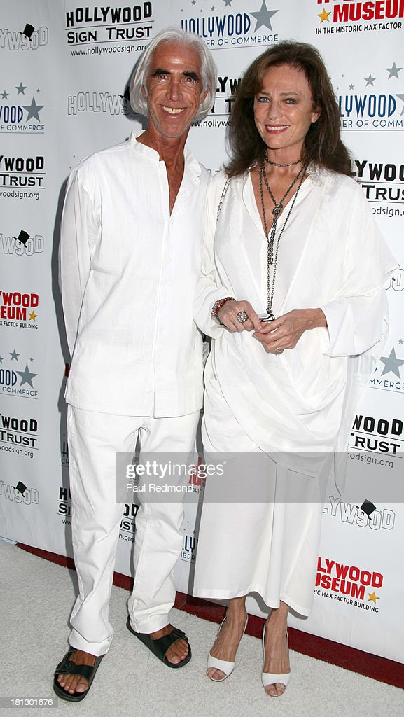 Nicky Butler and Actress <a gi-track='captionPersonalityLinkClicked' href=/galleries/search?phrase=Jacqueline+Bisset&family=editorial&specificpeople=204696 ng-click='$event.stopPropagation()'>Jacqueline Bisset</a> attend The Hollywood Chamber Of Commerce/The Hollywood Sign Trust's 'White Party' Celebrating 90th Anniversary Of The Hollywood Sign at Drai's Hollywood on September 19, 2013 in Hollywood, California.