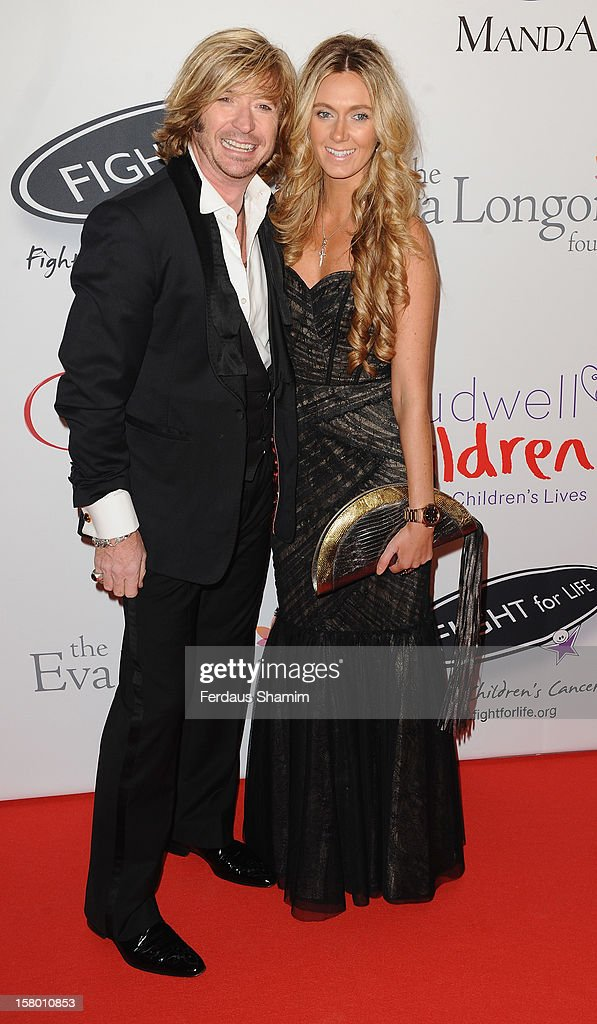 <a gi-track='captionPersonalityLinkClicked' href=/galleries/search?phrase=Nicky+Clarke+-+Hairdresser&family=editorial&specificpeople=224837 ng-click='$event.stopPropagation()'>Nicky Clarke</a> attends the Noble Gift Gala at The Dorchester on December 8, 2012 in London, England.