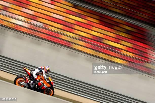 Nicky HAYDEN Essais Grand Prix de Chine Shanghai