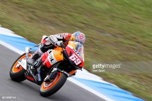 Nicky HAYDEN Essais Grand Prix d'Estoril MotoGP