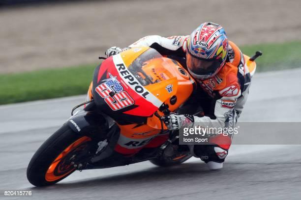 Nicky HAYDEN MotoGP Grand Prix des Etats Unis Indianapolis