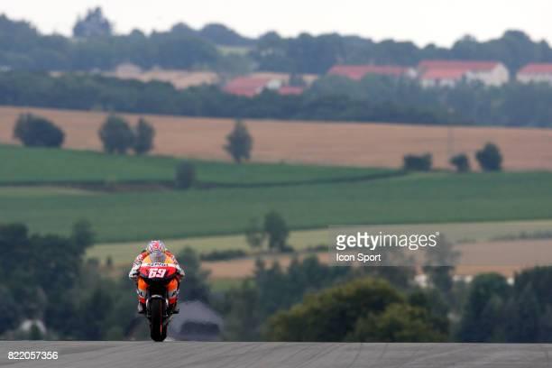 Nicky HAYDEN Honda Grand Prix d Allemagne Sachsenring MotoGP