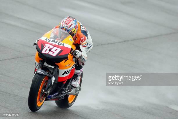 Nicky HAYDEN Honda Grand Prix d Indianapolis GP USA MotoGP