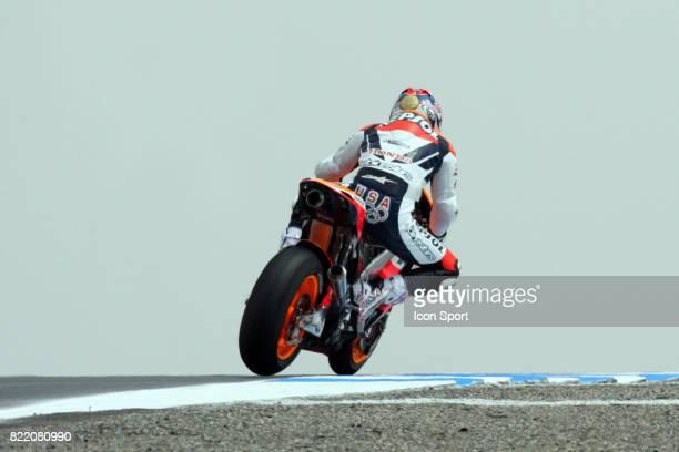 Nicky HAYDEN Honda Grand prix des USA 2008 Laguna Seca MotoGP