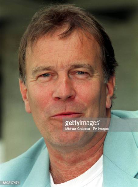 Nicky Henderson during a photocall in London to launch BBC Radio 3's four year project of Shakespeare broadcasts