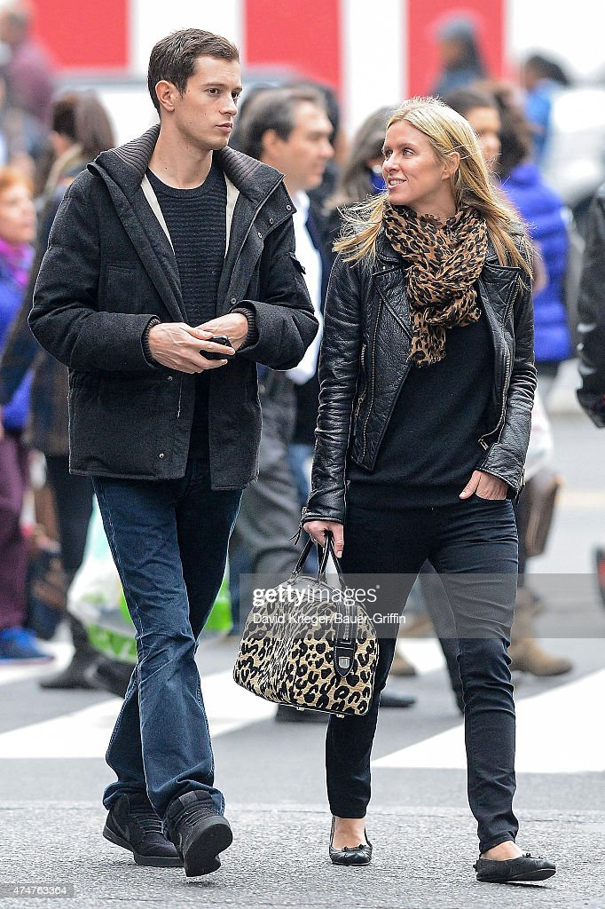 Nicky Hilton and her boyfriend James Rothschild are seen on November 10 2012 in New York City