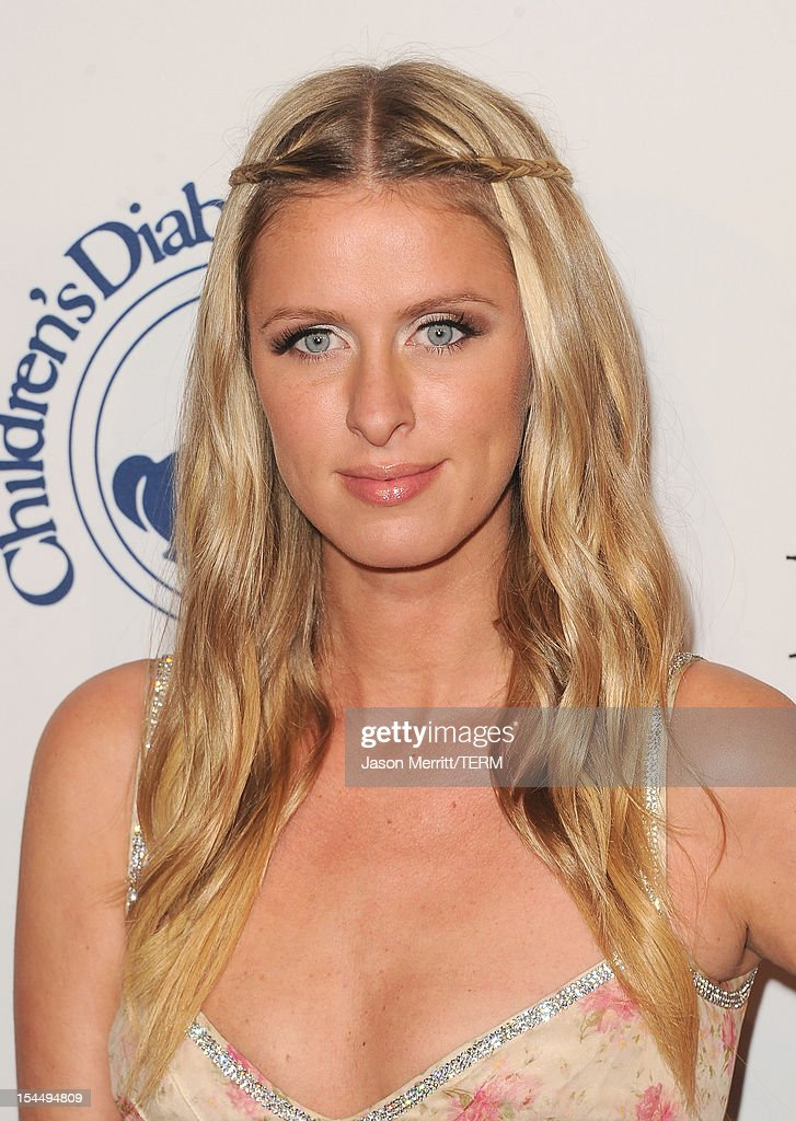 <a gi-track='captionPersonalityLinkClicked' href=/galleries/search?phrase=Nicky+Hilton+-+Born+1983&family=editorial&specificpeople=11520989 ng-click='$event.stopPropagation()'>Nicky Hilton</a> arrives at the 26th Anniversary Carousel Of Hope Ball presented by Mercedes-Benz at The Beverly Hilton Hotel on October 20, 2012 in Beverly Hills, California.