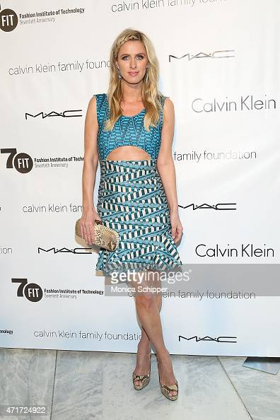 Nicky Hilton attends 2015 FIT Future Of Fashion Runway Show at The Fashion Institute of Technology on April 30 2015 in New York City