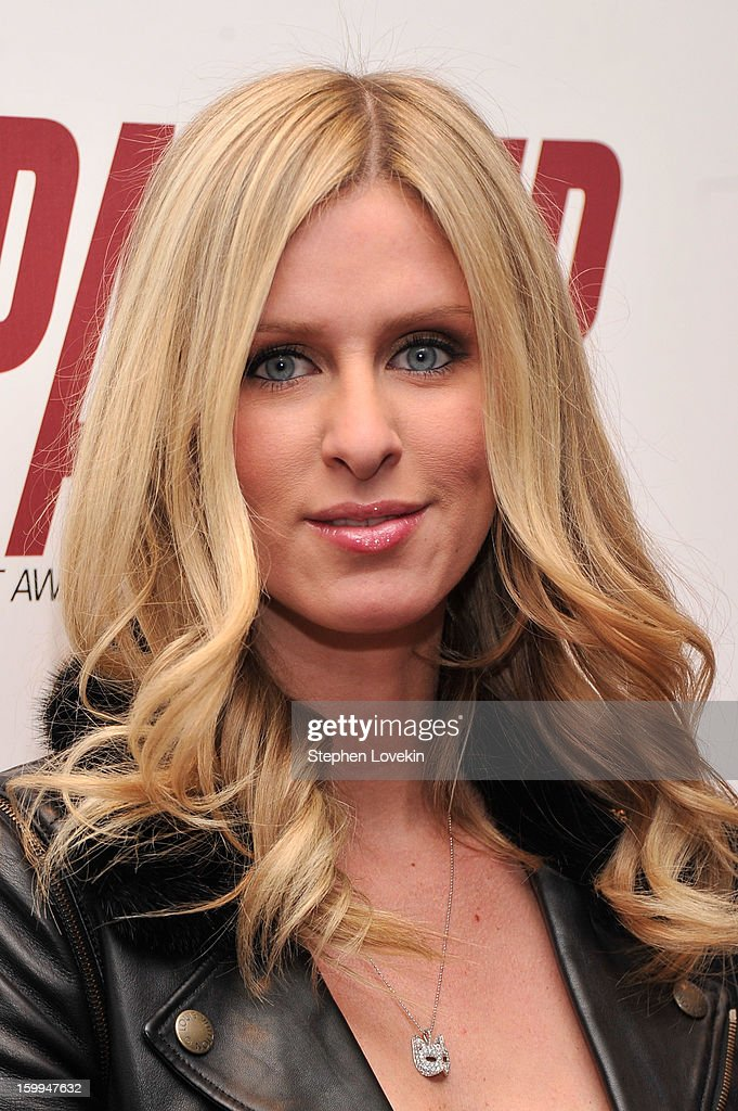 Nicky Hilton attends a screening of 'Parker' hosted by FilmDistrict, The Cinema Society, L'Oreal Paris and Appleton Estate at MOMA on January 23, 2013 in New York City.