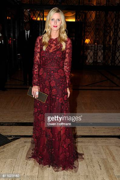 Nicky Hilton attends China Institute 90th Anniversary Gala at Cipriani on September 27 2016 in New York City